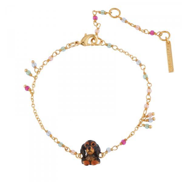 bracelet-petit-teckel-et-pampilles